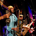 global Gnawa at The Jamel Comedy Club