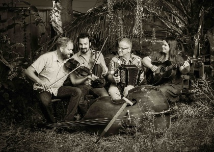 Joel Savoy, Jesse Lége and the Cajun Country Revival