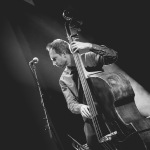 Runorun live at Tallinn Music Week 2016, Nathan Riki Thomson (Double bass)