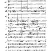 String quartet original 1st page