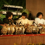Tabla Ecstasy in concert