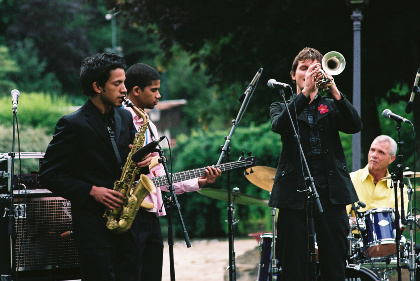 The Cape Jazz Band