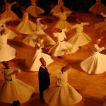 THE WHIRLING DERVISHES OF KONYA
