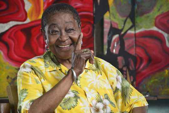 Calypso Rose, by Richard Holder