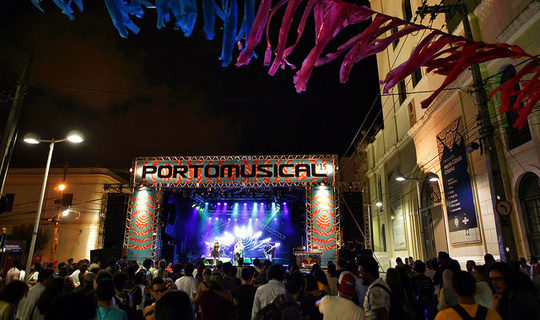Porto Musical showcase by Luise Walther