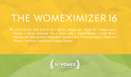 WOMEXimizer 16