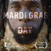 All on a Mardi Gras Day Poster