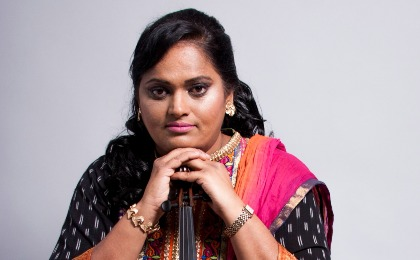 Carnatic Nomad – Jyotsna Srikanth - (India/UK)