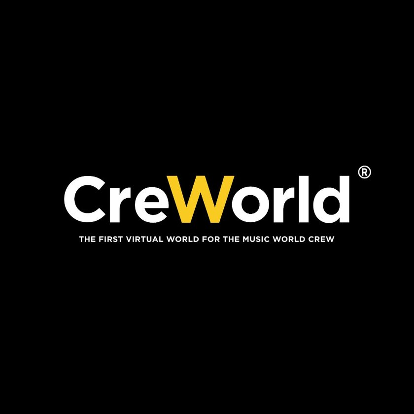 CreWorld - The first virtual world for the music world crew