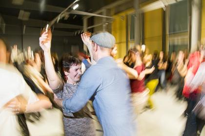 Folk Dance Night - The Opening aftershow party