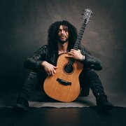 Ramy Essam by Patrick Fore/Taylor Guitars