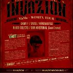 INVAZION IS COMING TO EUROPE