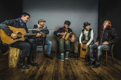 Les Tireux d'Roches - Showcase at WOMEX