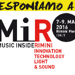 "Participation to ""MUSIC inside RIMINI"""