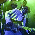 Photo: Amadou Bagayoko On Africa Express Stage © La Belle Kinoise