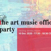 The Art Music Office Party