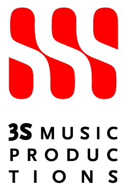 3S Music Productions Logo