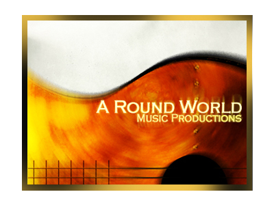 A Round World Music Productions, Inc. Logo