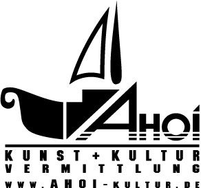 AHOI artists & events & tunes Logo