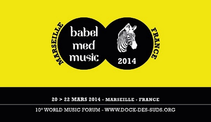 Babel Med Music Logo