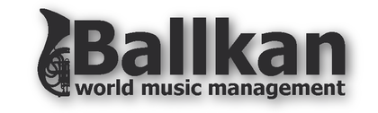 Ballkan World Music Management Logo