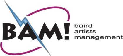 Bam! Baird Artists Management Consulting Logo