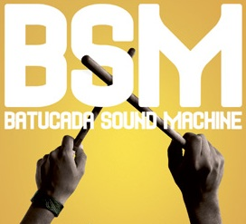 Batucada Sound Machine Logo
