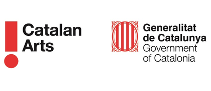 Catalan Arts - Government of Catalonia Logo