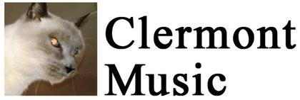 Clermont Music Logo
