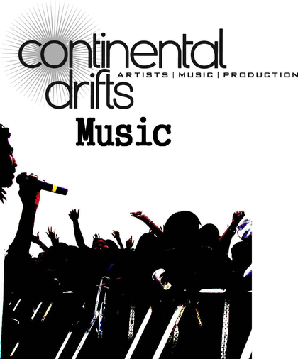 Continental Drifts & Global Local Logo