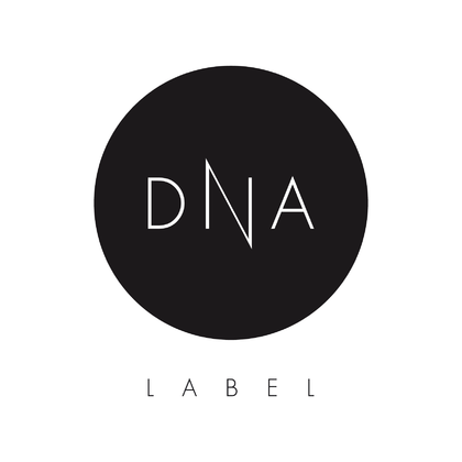 DNA Label Logo