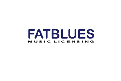 FatBlues Music Licensing Logo