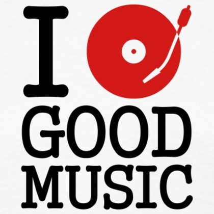 Good Music Company Logo