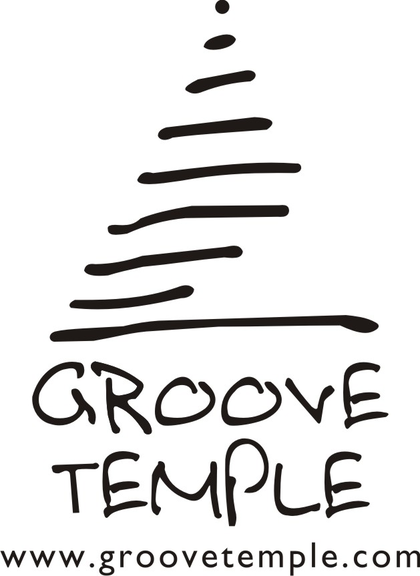 Groove Temple Entertainment Logo