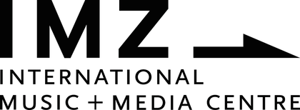 IMZ International Music + Media Centre Logo