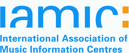 International Association of Music Information Centers - IAMIC Logo