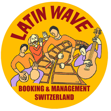 Latin Wave Logo