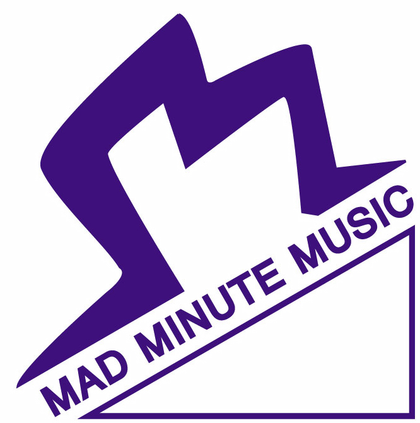 Mad Minute Music Logo