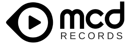 MCD Records Logo