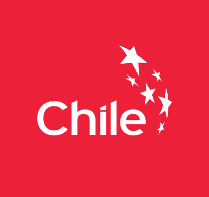 Ministry of Cultures, Arts and Heritage Chile Logo