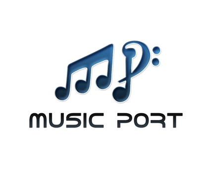Music Port Logo