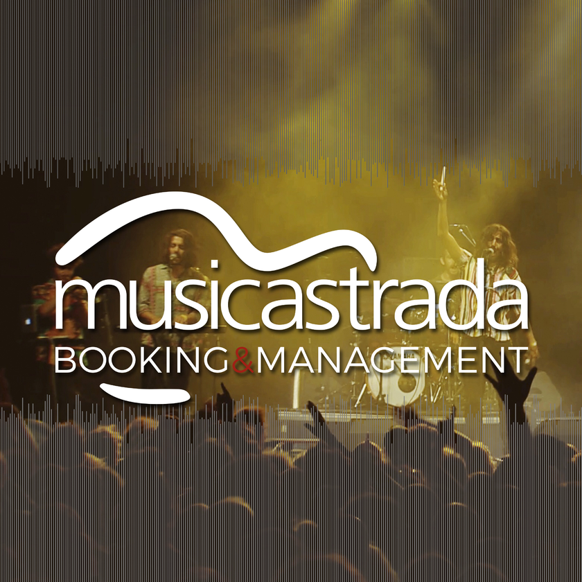 Musicastrada Booking & Management Logo