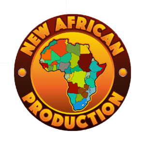 New African Production, Inc. Logo