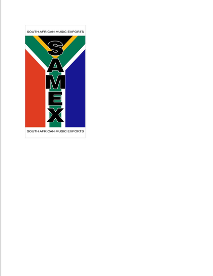 South African Music Exports (SAMEX) Logo