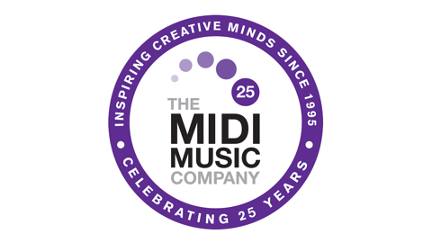 The Midi Music Company Logo