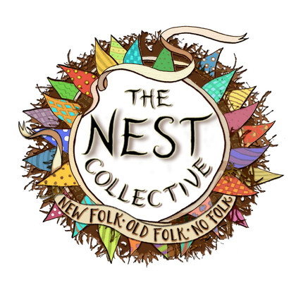 The Nest Collective / Sam Lee Logo