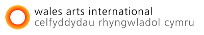Wales Arts International Logo