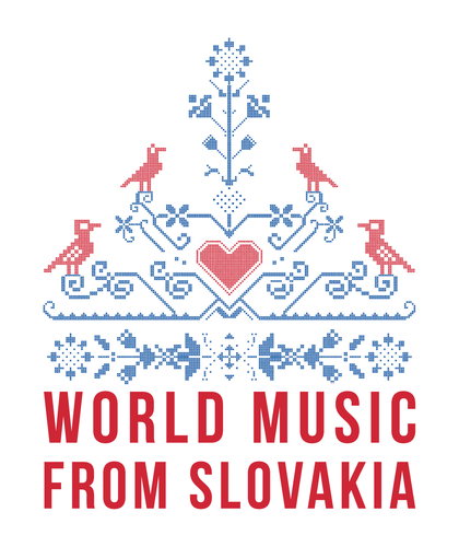 World Music From Slovakia Logo