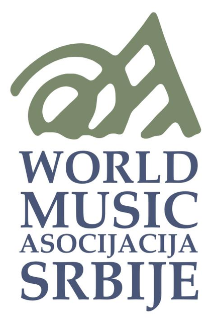 World Music Association of Serbia Logo
