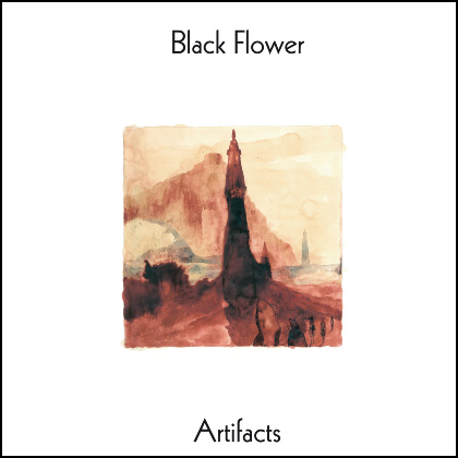 Artifacts - Black Flower